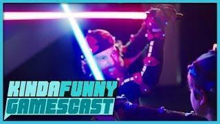 Star Wars Jedi Fallen Order! EA E3 2018 Analysis - Kinda Funny Gamescast
