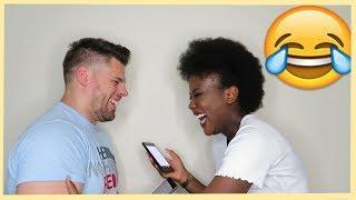 YOU LAUGH, YOU LOSE | Dad Jokes, Part 2!!!