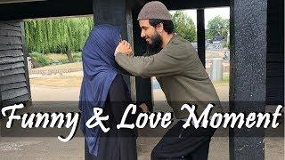 Love & Funny Moment All Day With Ummx Abdullah || Muslim Couple