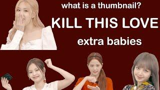 Blackpink Being A Mess During Their Kill This Love Countdown Vlive/ Funny Moments