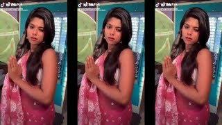 Cute Tamil Girls On TikTok Musically | Romance, Funny, Love Cute Videos Part-6