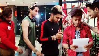 Funny epic Musical.ly Hasnain Faiz Faisu Adnaan | Team07 Musically | Tiktok Stars India