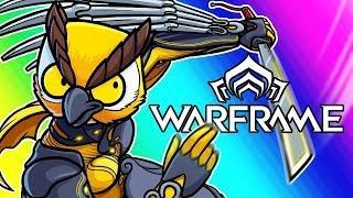 Warframe Funny Moments - Sick Hoverboards and Hunting Bolarola!