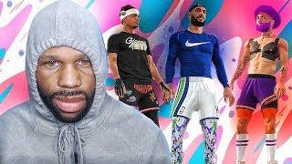 NBA 2K19 - Funny Moments At The Park! - The 2K Sell-A-Thon
