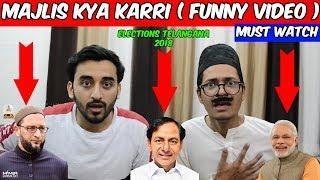 ELECTION TIME : Funny Majlis Kya karri | The Baigan Vines