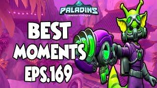 Paladins BEST & FUNNY MOMENTS EPS.169