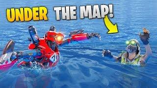 HOW TO GET UNDER THE MAP!! - Best Apex Legends Funny Moments and Gameplay Ep. 60