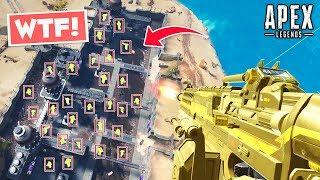STOP FLYING HACKERS IN APEX LEGENDS!.. Apex Legends WTF & Funny Moments #21