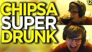 THIS Is What Happens When CHIPSA Gets DRUNK - Overwatch Funny Moments 12