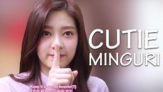 IZONE Kim Minju CUTE & FUNNY MOMENTS