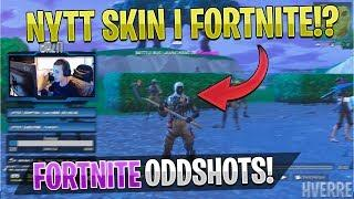Svenska Fortnite Oddshots #17 - NYTT SKIN OCH NYA VINGAR!?? (HIGHLIGHTS/FUNNY MOMENTS)