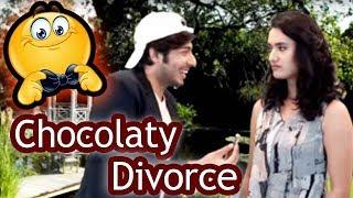 पति पत्नी की कॉमेडी | Chocolaty Divorce | Husband Wife Comedy | Hindi Jokes | Funny Videos