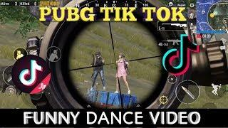 PUBG TIK TOK FUNNY DANCE VIDEO AND FUNNY MOMENTS ||  BY PUBG FUN