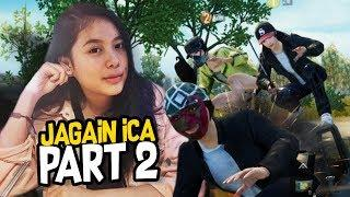 Jagain Ica Part 2 - PUBG Mobile Funny Moments