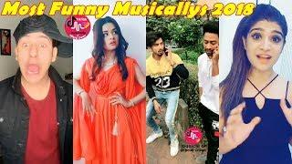 Musically funny Videos Hindi | Best Comedy Jokes Tik Tok Videos 2018 Indian & Pakistani Musicallys