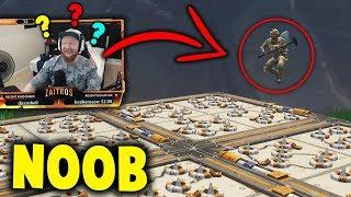 Zaitr0s TROLLAR Fortnite NOOB.. (Svenska Fortnite Funny Moments & Highlights) #34