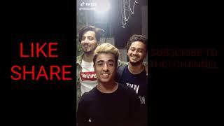 GIMA,Ashi & Mr.faisu and other tiktok famous stars Latest funny and Musically performs trending