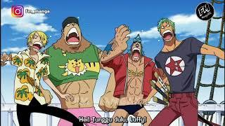 Momen Lucu One Piece Sub Indo - One Piece Funny Moments