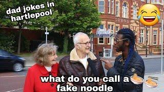 Hilarious jokes in Hartlepool
