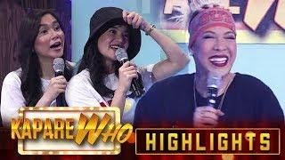 Anne and Mariel rescue Vice when he became speechless   It's Showtime KapareWho
