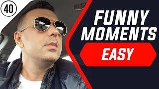 Funny Moments Easy #40 - Rzyganie na Live