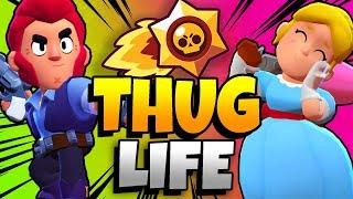 BRAWL STARS THUG LIFE: Funny Moments EP. 23 (Brawl Stars Epic Wins & Fails)