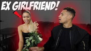 Telling My EX She Can Date Me Again Prank! *SLAPPED ME*