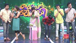 #ThakarppanComedy I Super funny game and punishment for thakarppan stars!!!  I Mazhavil Manorama