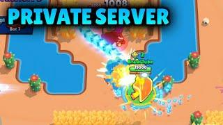 Brawl Stars Private Server - Unlimited Super and Custom Brawlers - Brawl Stars Mod