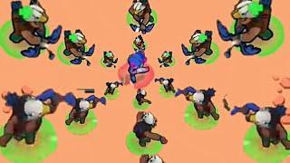 Funny Moments & Fail gameplay Brawl Stars