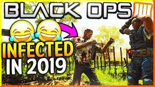 INFECTED IN 2019...(Black Ops 4 Funny Moments)