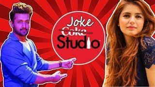COKE STUDIO YA JOKE STUDIO - Coke studio season 11 2018 - Sana's Bucket