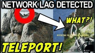ChocoTaco Experiences *BEST* NETWORK LAG EVER! Lurn SKS Queen! PUBG Funny Moments/Fails/WTF Plays