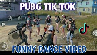 PUBG TIK TOK FUNNY DANCE  ( NO 58) AND FUNNY MOMENTS ||  BY PUBG FUN