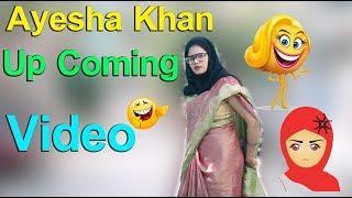 Ayesha Khan UpComing Latest Funny Comedy Video || Hyderabadi Stars