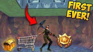 HOW TO *GET INSIDE* THE SECRET BUNKER! - Fortnite Funny Fails and WTF Moments! #216 (Daily Moments)