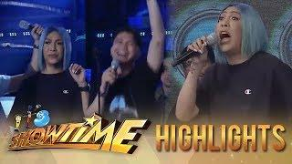 It's Showtime PUROKatatawanan: Vice gets annoyed because of Vhong's joke
