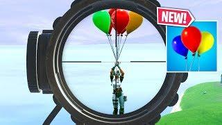New Balloons Are Crazy! Fortnite Op & Funny Moments