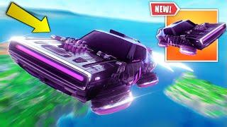 BACK TO THE FUTURE *CART* IN FORTNITE..?! | Fortnite Funny Moments Ep.168 (Fortnite Battle Royale)