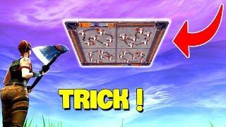 *TRICK* How To Make invisible Traps..! | Fortnite Twitch Funny Moments #220