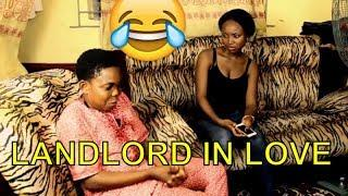 LANDLORD IN LOVE (COMEDY SKIT) (FUNNY VIDEOS) - Latest 2018 Nigerian Comedy|Nigeria Comedy| Comedy