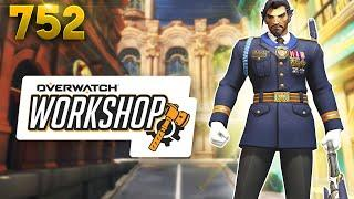 WORKSHOP: Your Dreams Come TRUE!! | Overwatch Daily Moments Ep.752 (Funny and Random Moments)