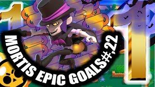 Mortis Epic Goals #22 / Yde / Brawl Stars