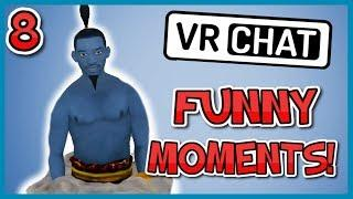 [VRChat] VRChat in 2019 (VRChat funny moments 08)