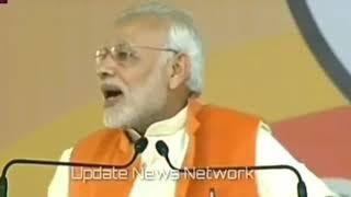 Narendra Modi's funny dubbing