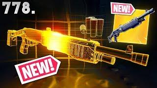 *NEW* SHOTGUN BEST PLAYS!! - Fortnite Funny WTF Fails and Daily Best Moments Ep.778