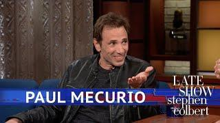 Paul Mecurio Went From Wall Street To Comedy