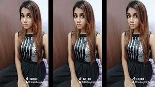Cute Tamil Girls On TikTok Musically | Romance, Funny, Love Cute Videos Part-3