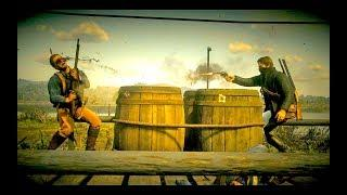 Sly Gameplay - Red Dead Redemption 2 - Funny Moments & Epic Western Gameplay