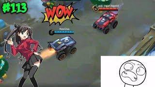 Mobile Legends WTF | Funny Moments Episode 113